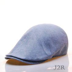 J2R Hemp Linen Cool Blue Jean Style Ivy Cap Men Newsboy Gatsby Golf Driving Hat | eBay