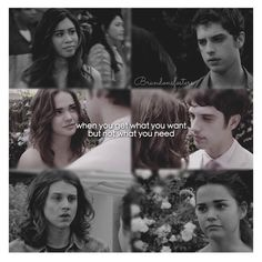 When you get what you want but not what you need ... Brallie follow brandonfosters for more edits on Instagram