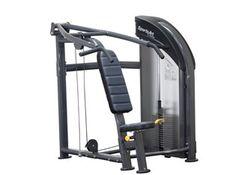 Máquina de musculación profesional SHOULDER PRESS P717 de SportsArt.