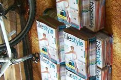 Newspapers And Magazine Distribution