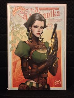 Lady Mechanika #3 E Aspen Store Exclusive (Limited to 1000)