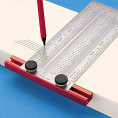 INCRA Precision T-Rules - Rockler Woodworking Tools