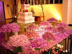 Casamento Amor Perfeito: *** Mesa de Doces ***