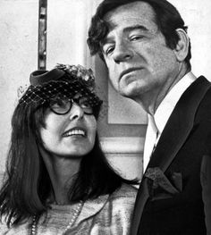 Elaine May and Walter Matthau, A New Leaf (1971).