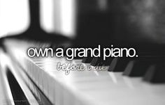 OMG I want this and a cello and violin and listen to Bach and Mozart and Beethoven
