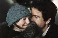 Warren Beatty and Diane Keaton
