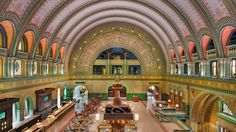 Bilderesultat for St. Louis Union Station Hotel