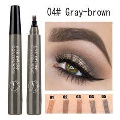 Προϊόντα – Σελίδα 2 – My buy&cheap Sparse Eyebrows, How To Color Eyebrows, Natural Eyebrows, Perfect Eyebrows, Eyebrow Tinting, Eyebrow Pencil, Eyebrow Makeup, Black Eye Makeup, Waterproof Eyebrow