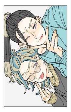 Anime Demon, Manga Anime, Anime Art, Dibujos Anime Chibi, Funny Phone Wallpaper, Tokyo Ravens, Stray Kids Seungmin, Fanarts Anime, Attack On Titan Anime