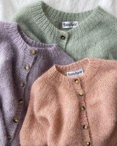Pijamas Women, The Cardigans, Estilo Indie, Look Retro, Knit Dishcloth, Mohair Yarn, Green Cardigan, Stockinette, Sweater Weather