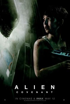 Not only there's a new international poster for Alien Covenant aka Prometheus the upcoming science-fiction thriller movie sequel starring Michael Fassbender and Katherine Waterston: Films Hd, Hd Movies, Movies To Watch, Movies Online, Movie Tv, 2017 Movies, Movie Plot, James Cameron, Alien Film