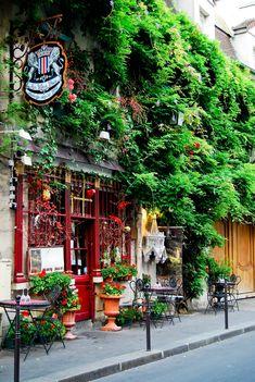 Au Vieux Paris d'Arcole - Paris, France
