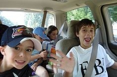 Before You Begin - prepare yourself for your family road trip