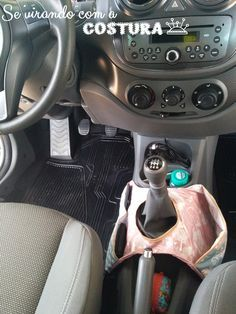 Ideas de orden en el carro