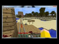 Minecraft - Trainride #01 (SD) - sep 23, 2011 04:32 PM - A low resolution craptoid framerate 'small train-ride' in the world of minecraft I have been enjoying with a couple of friends. We've been using this as an extended chat room and had some great times.