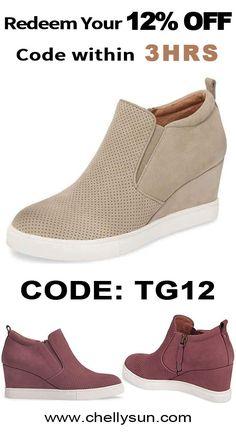 Womens Wedge Platform Sneakers. Cute Shoes FlatsNike ... 8a0c2b7a7f9