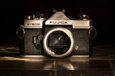 Vintage camera Fujica ST605 | da Alessio Trafeli