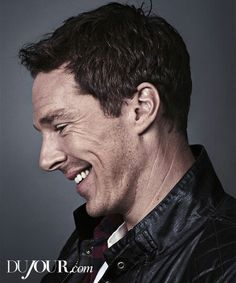 I was not prepared for this and spilled my serial. #CumberbotchedIt