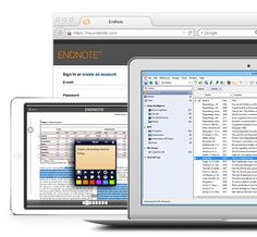 Endnote - More than just Bibliographies.