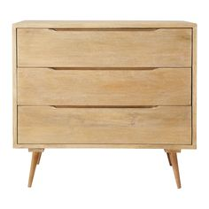 Chests of drawers on Maisons du Monde. Take a look at all the furniture and decorative objects on Maisons du Monde. Vintage Dressers, Vintage Chest, Wood, Vintage Chest Of Drawers, Commode Vintage, Vintage Bedside Table, Affordable Modern Furniture, Vintage Sideboard, Vintage Bedside