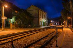 Your online guide to the Tramuntana region of Mallorca Railroad Tracks, Places, Majorca, Lugares, Train Tracks