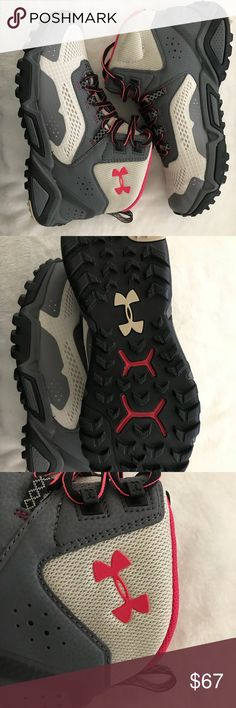 Under Armour Hiking Boots New without tags hiking boots! Under Armour Shoes Athletic Shoes
