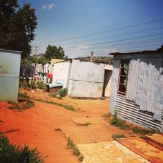 Soweto, South Africa.