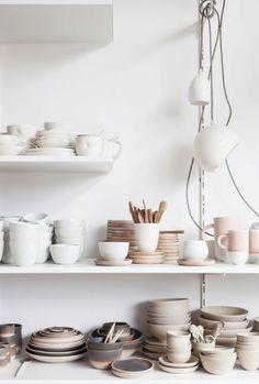 Annemieke Boots Ceramics Studio Tour