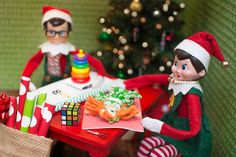 Elf on the Shelf | A Little of This That