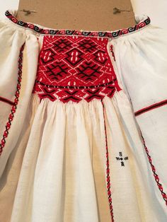Dress Sites, Folk Embroidery, Folk Fashion, Boho Shorts, Upcycle, Textiles, Costumes, Traditional, Origins