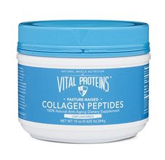 Vital Proteins Pasture-Raised, Grass-Fed Collagen Peptides, (10 oz) Vital Proteins
