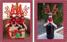 Easy to make DIY Christmas gifts for crafty people and those of us who are on tight budgets!  Why not give homemade gifts for Christmas this year?