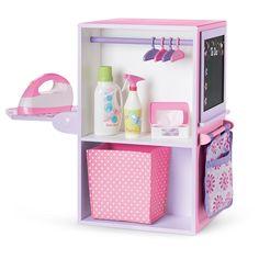 Bitty's Washer & Dryer Set for Girls Bitty Washer & Dryer Set for Girls - toys Baby Dolls For Kids, Little Girl Toys, Toys For Girls, Kids Toys, Baby Toys, Baby Baby, Baby Doll Furniture, Bitty Baby Clothes, Baby Doll Nursery