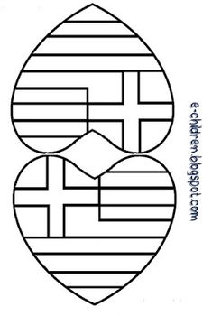 Spring Crafts For Kids, Autumn Crafts, Christmas Crafts, Christmas In Greece, Greek Independence, Greek Crafts, Greek Flag, Shape Posters, Greek Language