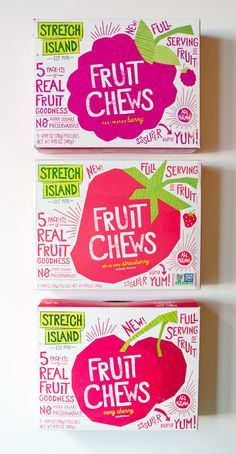 Stretch Island Fruit Chews: An Update on a Longtime Favorite