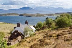 There's an Entire Island for Sale in the Scottish Highlands, and It's the Most Charming Place on Earth  - CountryLiving.com