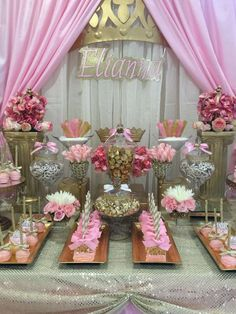 Princess Baby Shower Party Ideas   Photo 2 of 6   Catch My Party