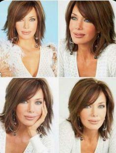 Haircuts For Medium Hair, Medium Hair Cuts, Short Hair Cuts, Medium Hair Styles, Curly Hair Styles, Hairstyles Haircuts, Mid Length Hair With Layers, Hair Layers, Mid Length Layered Hairstyles