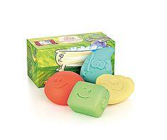 Uma mistureba de cores, cheirinhos e brincadeiras que deixarão o banho das crianças muito mais divertido!