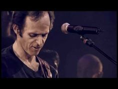 Jean-Jacques Goldman - Puisque tu pars (en concert) - YouTube