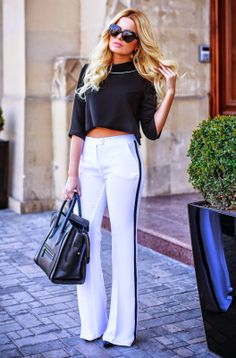 How to Chic: FASHION BLOGGER STYLE - THE BLONDE BOOK