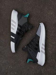 Informations sur la sortie de l'adidas EQT ADV Racing + Bask Addidas Shoes Mens, Cool Adidas Shoes, Adidas Shoes Women, Adidas Men, Sneakers Mode, Blue Sneakers, Sneakers Fashion, Adidas Sneakers, Men Sneakers