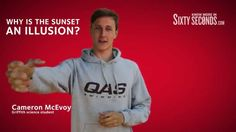 Why you can't actually see the sun set by Cameron McEvoy, Olympian and Commonwealth Games gold medallist, currently studying a Bachelor of Science (Advanced Honours), majoring in physics and mathematics, at Griffith University on the Gold Coast. Bae, Physics And Mathematics, Commonwealth Games, See The Sun, Science Student, Olympians, Graphic Sweatshirt, Gold Coast