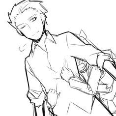 Rin/Archer <3