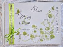 Gästebuch zur Hochzeit,Gästebuch,Farbwunsch, 68