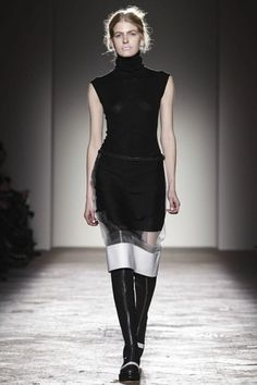Gabriele Colangelo Ready To Wear Fall Winter 2014 Milan - NOWFASHION