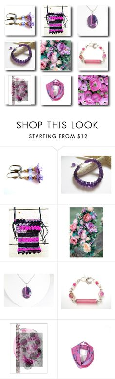 """""""I Feel Pretty"""" by fibernique ❤ liked on Polyvore"""