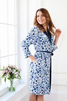 bffea29eae Floral Satin Robe, Floral Robe, Satin Kimono Robe, Wedding Satin Robes,  Bridesmaid Robe, Honeymoon Gift for Bride, Floral Robes Wedding, UK | Bunny  Street: ...