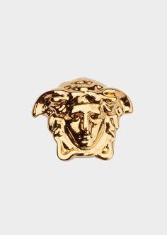3f59d90bda Versace Medusa Head stud earrings for Men