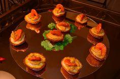 Acarajé Sushi, Muffin, Breakfast, Ethnic Recipes, Desserts, Food, Gastronomia, Morning Coffee, Tailgate Desserts